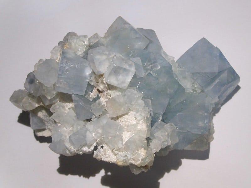 Fluorine de la mine du Beix.
