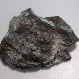 Nickeline, Chloanthite, Annabergite, mine des Chalanches, Allemont, Isère.