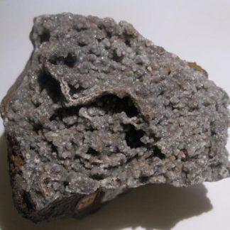 Hématite et Quartz, Grandfontaine, Framont, Schirmeck, Bas-Rhin.