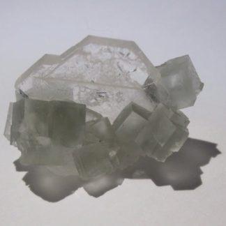 Baryte et Fluorite, mine de L'Avellan, Fréjus, Var.