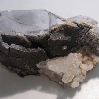 Cristaux de quartz de septaria, Rémuzat, Drôme.