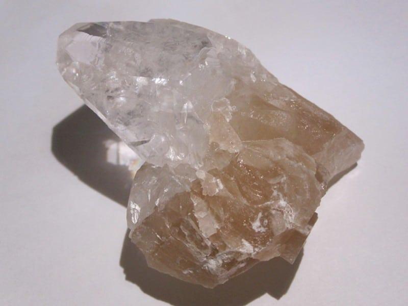 Calcite, Gave de Pau, Pyrénées-Atlantiques.