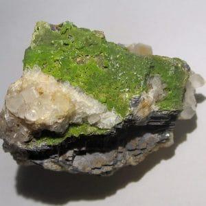 Minéraux du Morvan