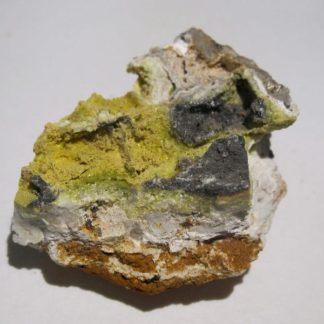 Hydroxyapatite, L'Argentolle, Saône-et-Loire, Morvan.