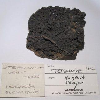 Minéraux argentifères