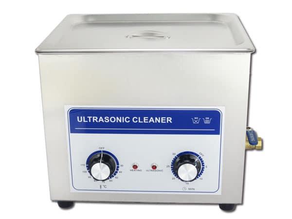 Cuve à ultrasons 10 litres pour minéraux