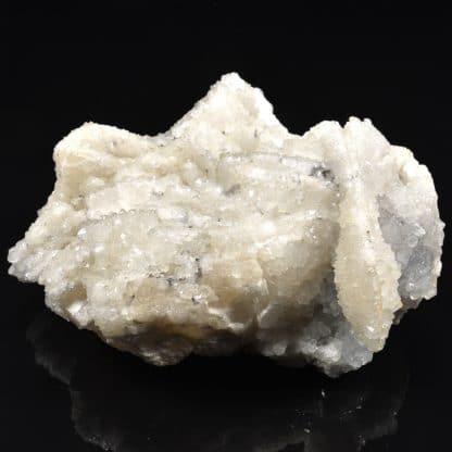 Barytine et quartz de Mercoirol, Gard, France.