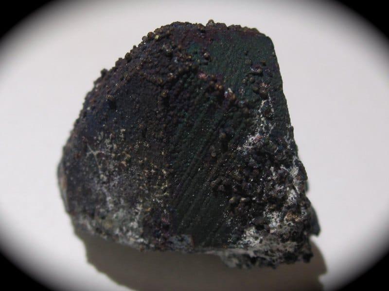 Bornite et Chalcopyrite, Dzhezkazgan Mine, Kazakhstan.