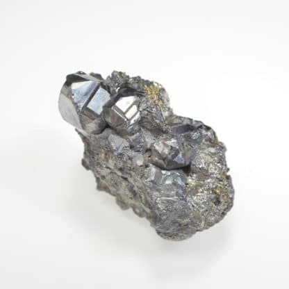 Bournonite sur tétraédrite, La Mure, Isère, Oisans