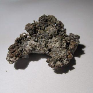Chlorargyrite (Cérargyrite), Caracoles, Atacama, Chili.