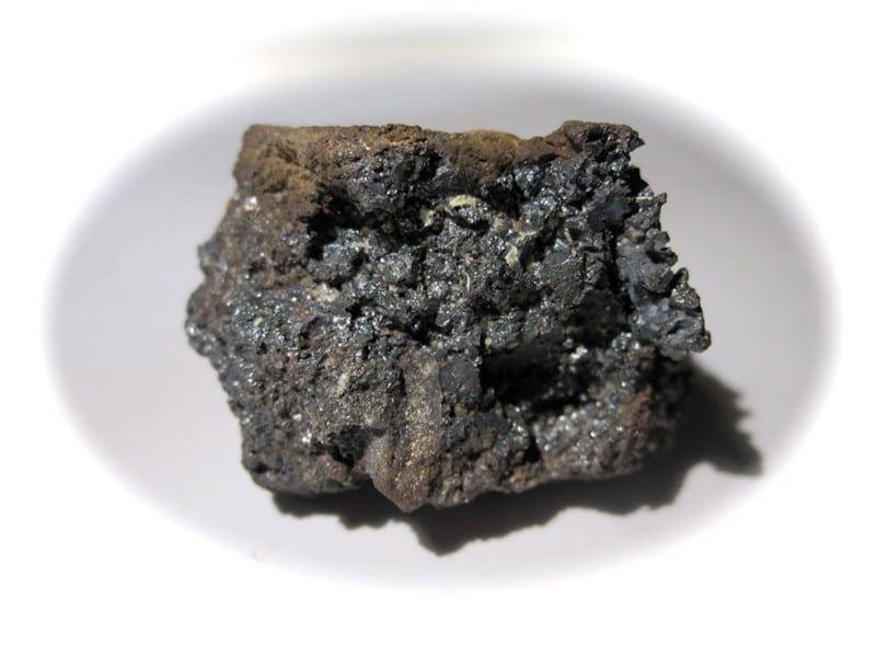 Chlorargyrite (Cérargyrite), Caracoles, Chili.