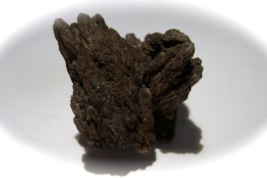 Cerusite de la mine de Chaillac.