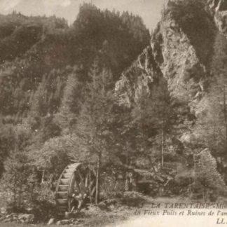Mines de Peisey [Carte Postale Ancienne (CPA)]
