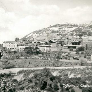 "Ancienne (CPA) : ""Mine de Monteponi à Iglesias (Sardaigne)""."