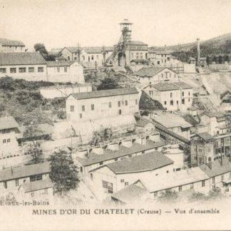 Cpa mines / sites minéralogiques