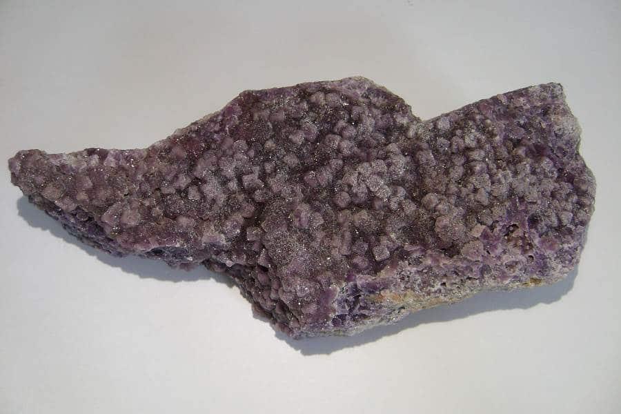 Fluorine de Buxières-les-Mines, Allier.