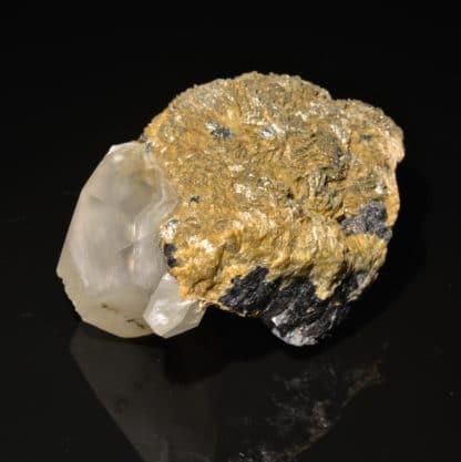 Calcite et sidérite de Peyrebrune, Tarn
