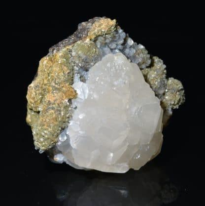 Calcite, sidérite, Peyrebrune, Tarn