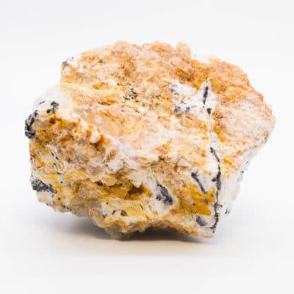 Cuprite, mine de Montroc, Tarn, Occitanie.