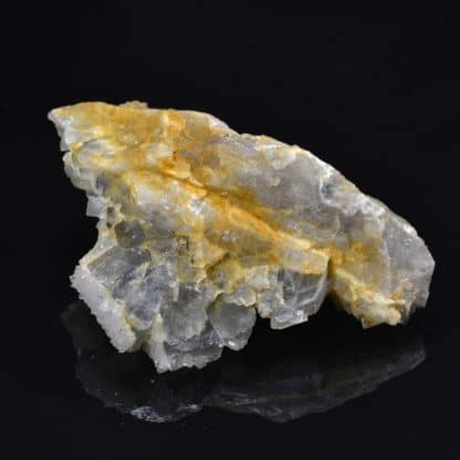 Fluorine et quartz, Montroc, Tarn