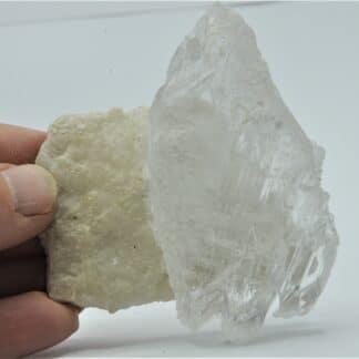 Cristal de Gypse, Tarascon-sur-Ariège, Ariège.