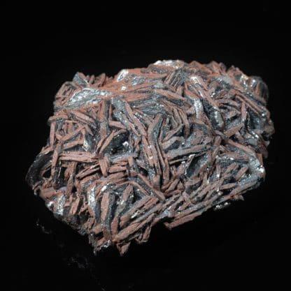 Hématite, mine de Saphoz, Faucogney, Haute-Saône, Vosges.