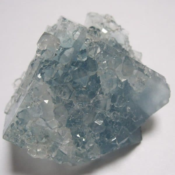 Fluorine et Quartz, Embournegade (mine d'En Bournegade), Tarn.