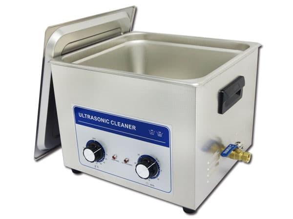 Cuve à ultrasons 15 litres pour minéraux