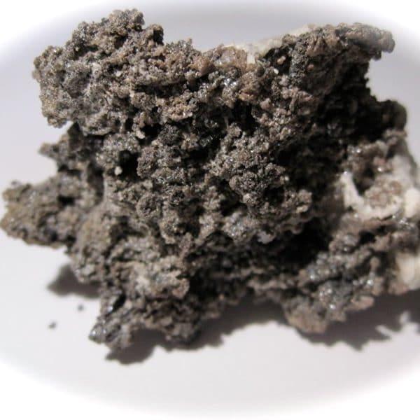 Cristaux de Cérargyrite, mine de Caracoles, Chili.
