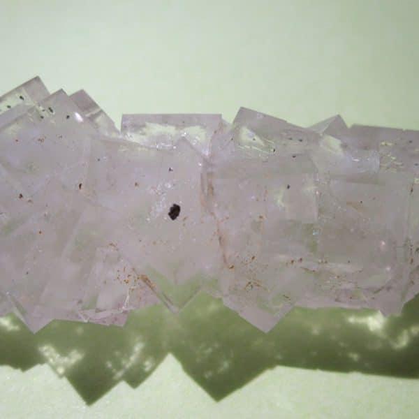 Fluorine gemme stalactiforme, Fontsante, Var.
