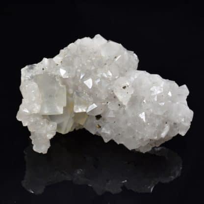 Quartz, fluorine, chalcopyrite, Montroc, Tarn