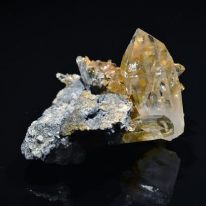 Quartz, Plate Muretouse, Hautes-Alpes