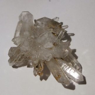 Cristaux de quartz, Tré les Eaux, Vallorcine, Haute-Savoie.