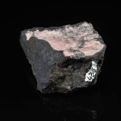 Rhodochrosite, mine de Saphoz, Faucogney, Haute-Saône, Vosges.