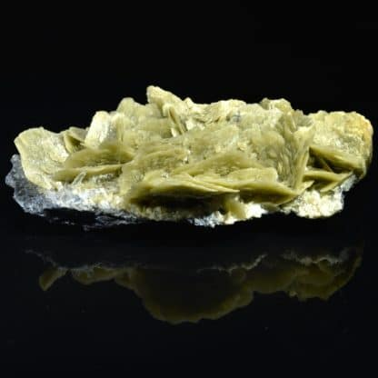 Sidérite, Les Rioux, mine de La Mure, Isère.