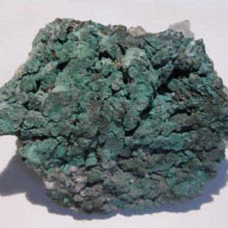 Chalcopyrite concrétionnée (blister copper), Montroc, Tarn.