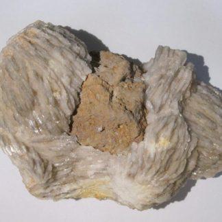 Barytine, mine du Bleymard, Lozère.
