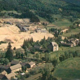 Mines du Mazel du Bleymard.