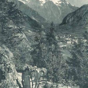 La mine de La Gardette.