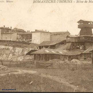 Mine de manganèse de Romanèche-Thorins