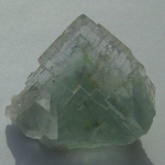 Fluorine bleu vert de Montroc ou Mont-Roc (Tarn).