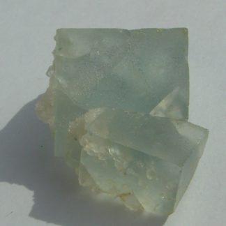 Fluorine bleue de Montroc (Tarn).