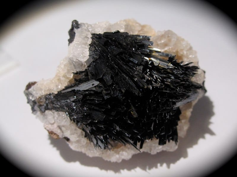 Goethite, Chaillac, Indre.