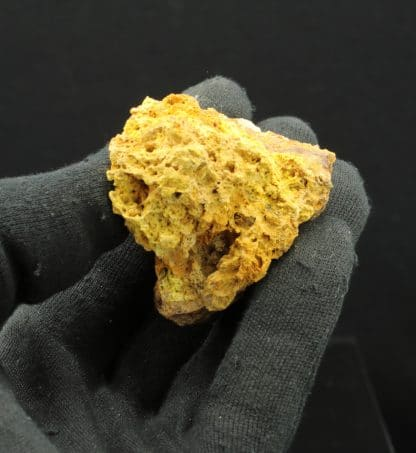 Parsonsite de la mine de la Faye à Grury (Morvan)