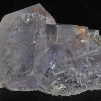 Fluorite de la mine de Berbes (Espagne).
