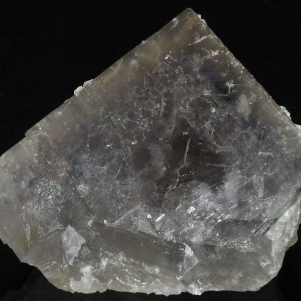 Fluorine avec fantôme de la mine du Burc (Burg - Tarn).