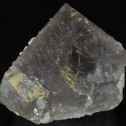 Fluorine avec fantôme de la mine du Burc (Burg - Tarn).Fluorine avec fantôme de la mine du Burc (Burg - Tarn).