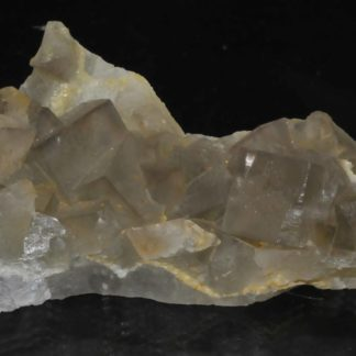 Fluorine de la mine de l'Avellan dans le Var.