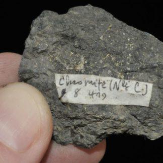 Chromite de Nouvelle-Calédonie (ex Deyrolle).