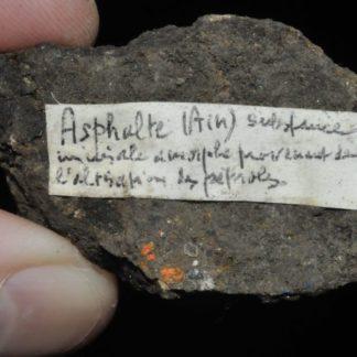 Asphalte de l'Ain (ex Deyrolle).